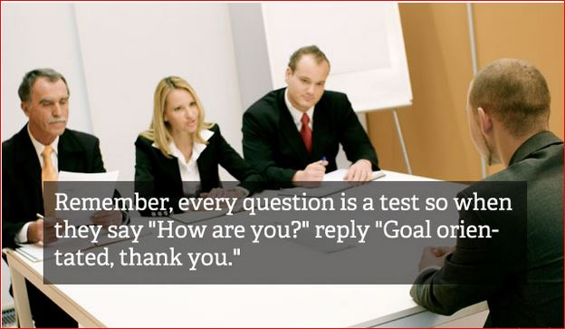 job interviewfunny